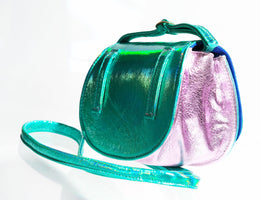 Lulu Bag in Mermaid View 2
