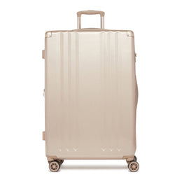 Ambeur Gold Large Suitcase