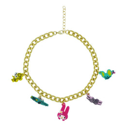 ME x My Melody and Friends Charm Necklace