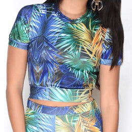 Jungle Gurl Top
