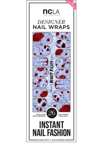 Beauty Killer Nail Wraps