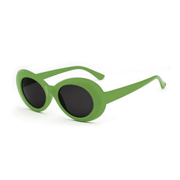 Nevermind Sunglasses in Olive View 2