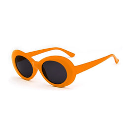 Nevermind Sunglasses in Orange View 2