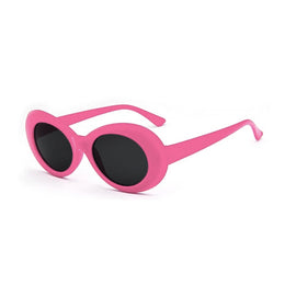Nevermind Sunglasses in Pink View 2