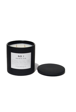 "PG+CO NO.1 HASHISH ""RUBBER"" CANDLE View 2"