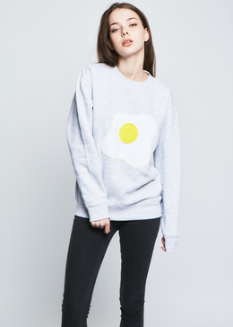 Fried Egg Sweatshirt