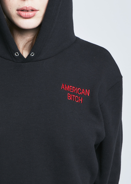 American Bitch Hoodie