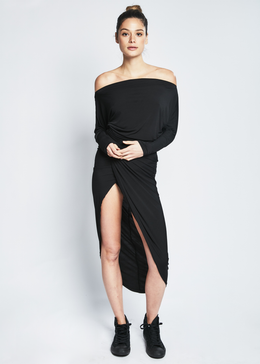 Letitia Dress in Black