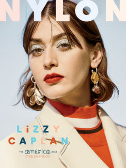 Lizzy Caplan, November 2016 Issue