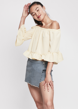 Bonny Off Shoulder Top