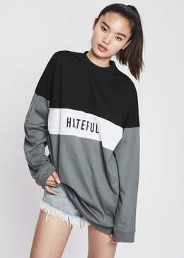 Hateful T-Shirt Dress