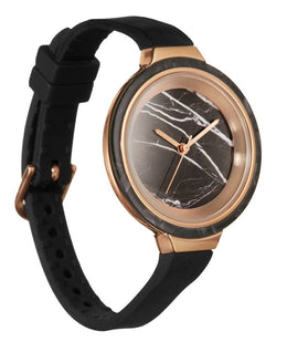 Black Orchard Marble Watch