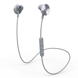 i.am+ BUTTONS Bluetooth Earphones in Grey