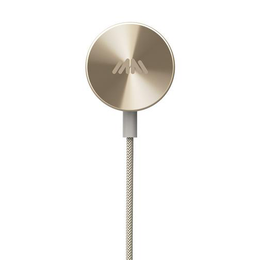 i.am+ BUTTONS Bluetooth Earphones in Gold View 2