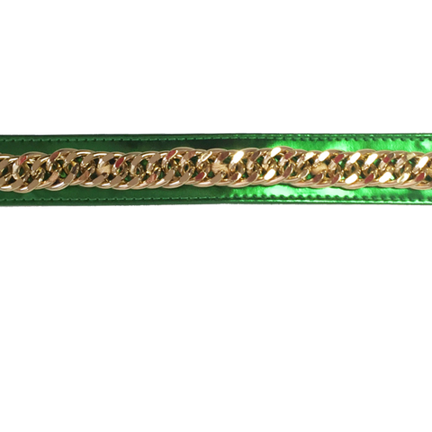 Green Snap Choker