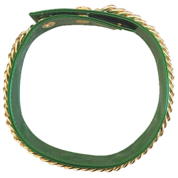 Green Snap Choker View 2
