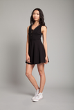 Lace Me Up Dress