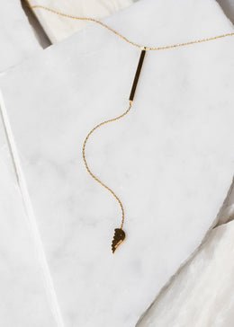 Propriis Drop Necklace