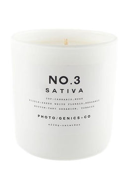 PG+CO No. 3 Sativa Candle