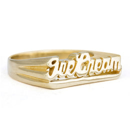 Ice Cream Ring