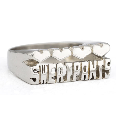 Sweatpants Ring