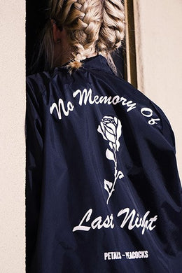 No Memory Coach Jacket