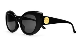 The Diamond Brunch Sunglasses in Black View 2