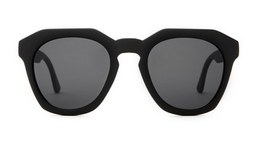 The No Wave Sunglasses  in Black
