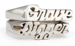 Grave Digger Ring Set