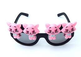 Pink Pussyfoot Sunglasses