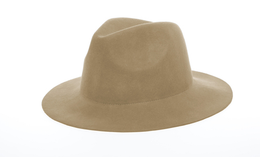 Pocket Hat - Camel View 2