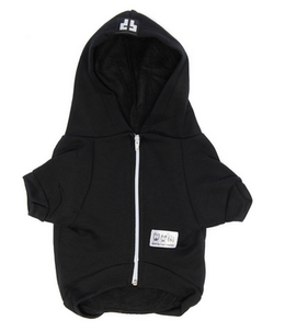 Jean Paul Terrier Zip-Up Hoodie View 2