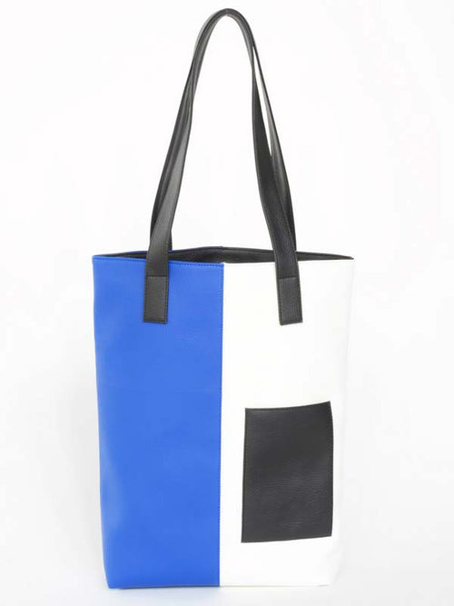 Colorblock Totebag