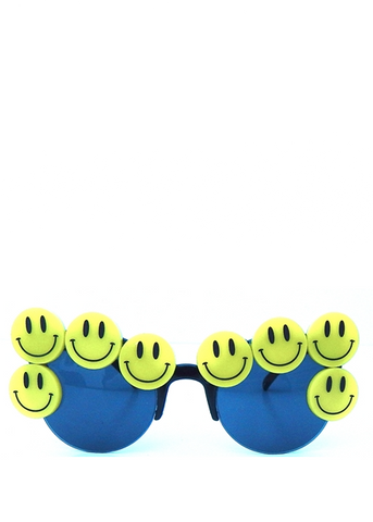 Happy Yellow Coco Sunglasses