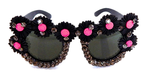 Wicked Garden Scottie Sunglasses