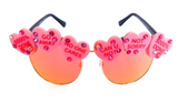 Seven Year Itch Jumbo Acid Sunglasses