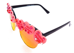Seven Year Itch Jumbo Acid Sunglasses View 2