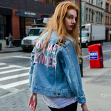 Love Me Denim Jacket