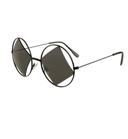 Coco Funky Sunglasses in Black View 2
