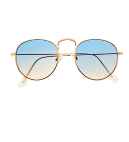 Addison Round Sunglasses