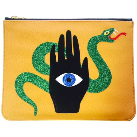 Serpent Worship Clutch
