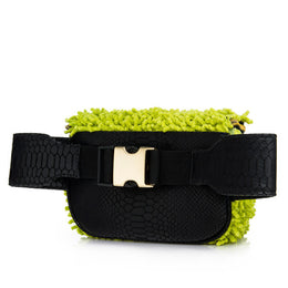 Shagpack Fanny Pack-Citron View 2