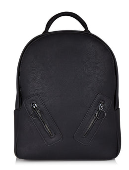 Charlie Black Backpack