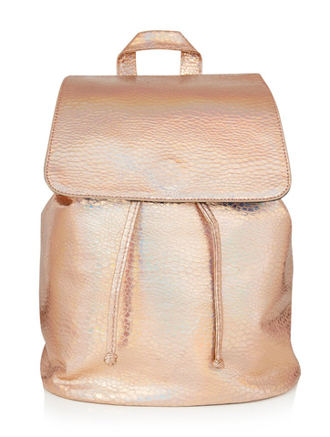 Rose Gold Chic Backpack