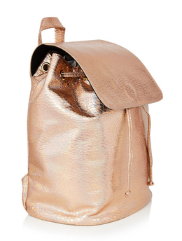 Rose Gold Chic Backpack View 2