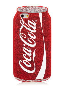 Coke Can Silicone iPhone 6/6S Case