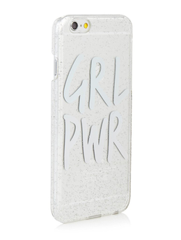 Girl Power iPhone 6/6S Case View 2