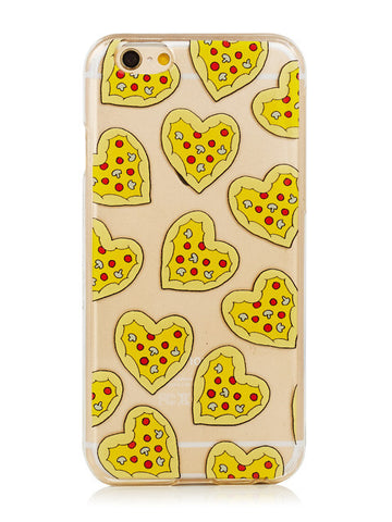 iPhone 6 Heart Pizza Case