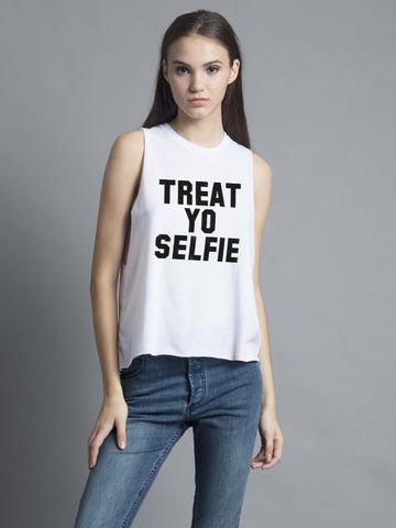Treat Your Selfie Tank