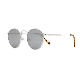 The Tuff Patrol Sunglasses - Polished Nickel Wire & Matte View 2